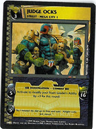 Dredd CCG: Judges - Judge Ocks