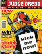 Judge Dredd Megazine Vol 3 Number 15