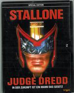 Judge Dredd 1995 DVD German