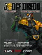 Mongoose: Justice Department Mega-City Archives Vol 1