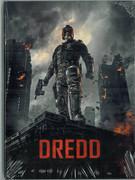 Dredd 2012 Mediabook Cover C