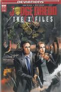 Judge Dredd Deviations 1 Subscription Cover