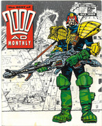 Best of 2000ad Monthly 49