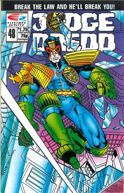 Judge Dredd 48