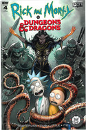 Rick and Morty: Dungeons and Dragons 4f
