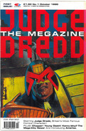 Judge Dredd Megazine Vol 1 Number 1