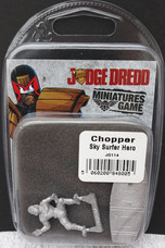 Mongoose-Warlord Blister: Chopper