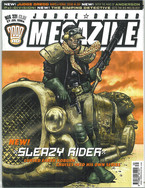 Judge Dredd Megazine Vol 5 Number 221