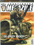 Judge Dredd Megazine Vol 5 Number 221