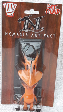 Unbox: Nemesis Artifact Orange