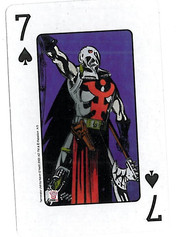 Playing Cards SFX: Seven of Spades
