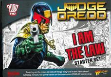 Warlord: Judge Dredd Starter Set