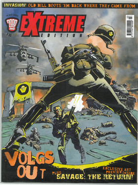 2000ad Extreme Edition 3