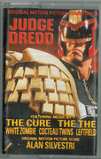 Judge Dredd 1995 Soundtrack Cassette