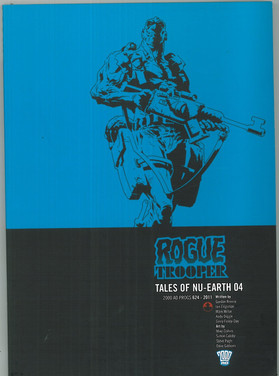 Rogue Trooper: Tales of Nu-Earth 4
