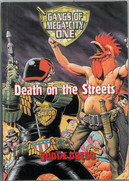 Mongoose: Judge Dredd Gangs of Mega-City One Game Death on the Streets