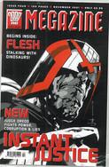 Judge Dredd Megazine Vol 4 Number 4
