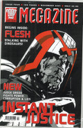 Judge Dredd Megazine Vol 4 Number 4