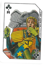 Playing Cards Megazine: Ace of Clubs