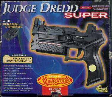 Judge Dredd Lawgiver