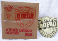 Planet Replicas: Judge Dredd Badge 2