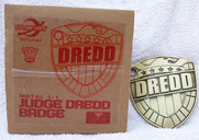 Planet Replicas: Judge Dredd Badge 2