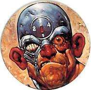 Judge Dredd Comic Spug 17