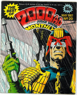 Best of 2000ad Monthly 20