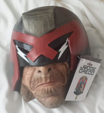 Judge Dredd Mask