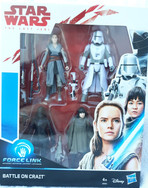 Battle on Crait Four Pack
