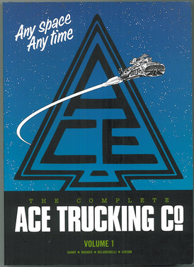 Ace Trucking - The Complete ACE Trucking Volume 1