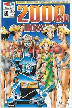 2000ad Presents 50