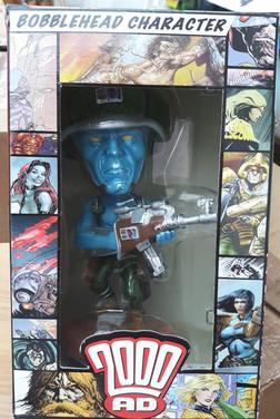 Rogue Trooper Bobblehead