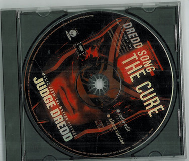 Judge Dredd 1995: The Cure Dredd Song
