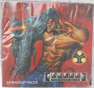 Dredd CCG: Main - Backup Pack Retail Box