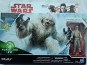 Luke Skywalker and Wampa