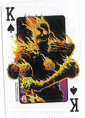 Playing Cards SFX: King of Spades