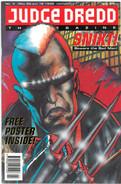 Judge Dredd Megazine Vol 2 Number 3