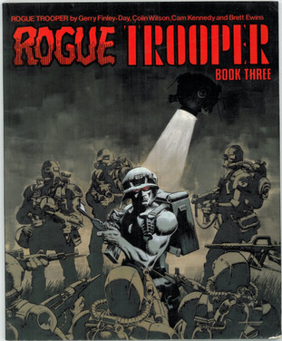Rogue Trooper: Book 3