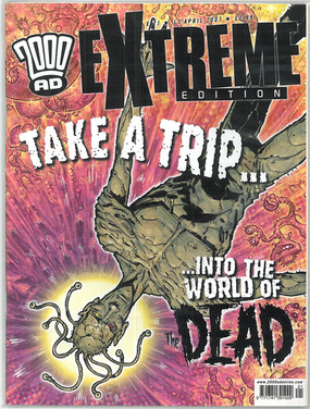 2000ad Extreme Edition 21