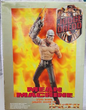 Mean Machine Movie Model