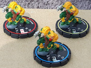 Heroclix: Johnny Alpha Set
