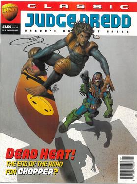 Classic Judge Dredd 18
