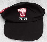 2000ad Convention Baseball Cap