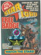 Starlord 1 Pilot Badge