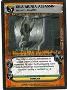 Dredd CCG: Perps - Gila Munja Assassin