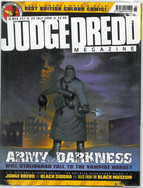 Judge Dredd Megazine Vol 5 Number 247