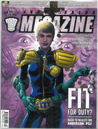 Judge Dredd Megazine Vol 5 Number 227