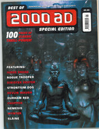 Best of 2000ad Special Edition 4
