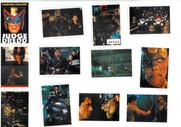 Judge Dredd Calendar Cards 1995
